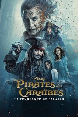 Jaquette dvd Pirates Des Caraïbes : La Vengeance De Salazar