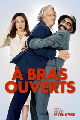 Jaquette dvd À Bras Ouverts