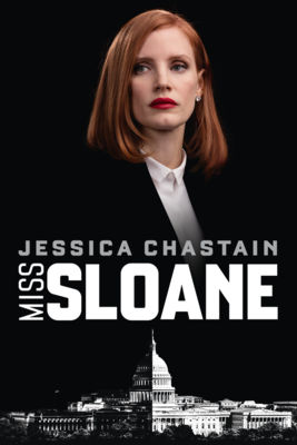 Jaquette dvd Miss Sloane