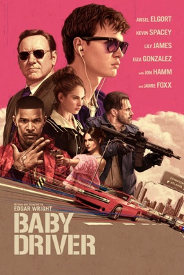 Jaquette dvd Baby Driver