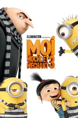 DVD Moi Moche Et Méchant 3