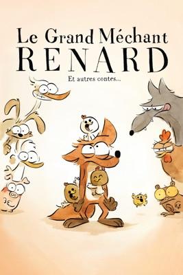 DVD Le Grand Méchant Renard Et Autres Contes