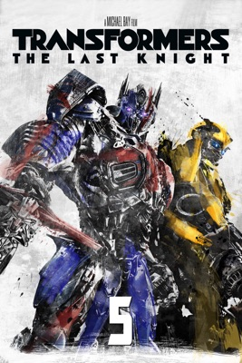 télécharger Transformers: The Last Knight sur Priceminister