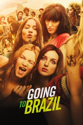 Jaquette dvd Going To Brazil