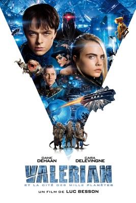 DVD Valérian Et La Cité Des Mille Planètes