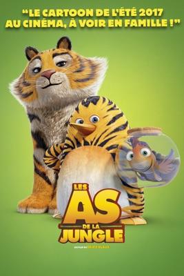 DVD Les As De La Jungle (2017)
