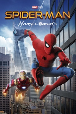 Jaquette dvd Spider-Man: Homecoming