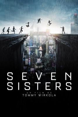 Jaquette dvd Seven Sisters (2017)