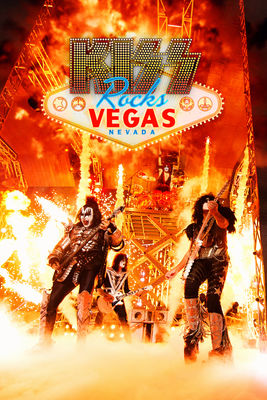 DVD Kiss: Rocks Vegas