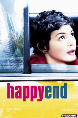 Jaquette dvd Happy End (2003)