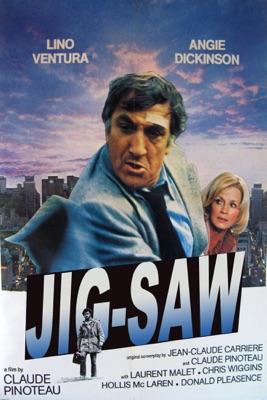 Jaquette dvd L'homme En Colère (Jig-Saw)
