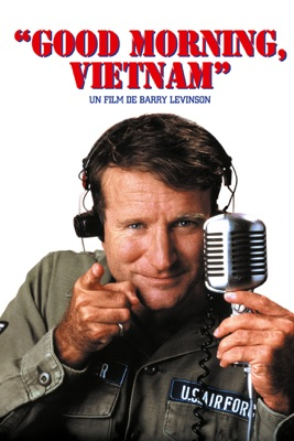 Jaquette dvd Good Morning, Vietnam