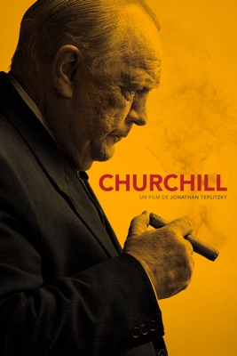 DVD Churchill (2017)
