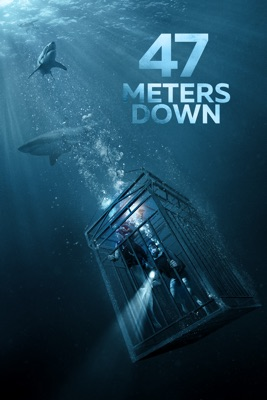 Jaquette dvd 47 Meters Down (VOST)