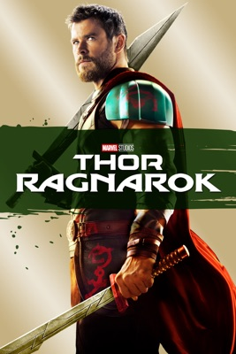 Jaquette dvd Thor : Ragnarok