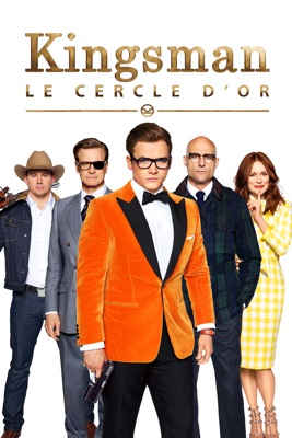 DVD Kingsman: Le Cercle D'Or