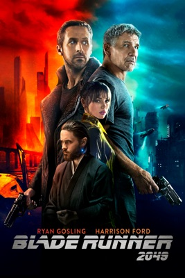 Blade Runner 2049 en streaming ou téléchargement