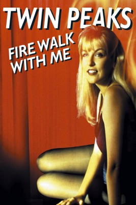Jaquette dvd Twin Peaks: Fire Walk With Me
