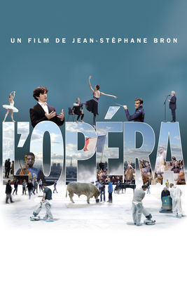 DVD L'opéra