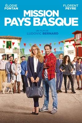 Jaquette dvd Mission Pays Basque