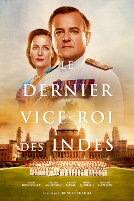 Jaquette dvd Le Dernier Vice-roi Des Indes
