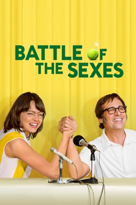 DVD Battle Of The Sexes