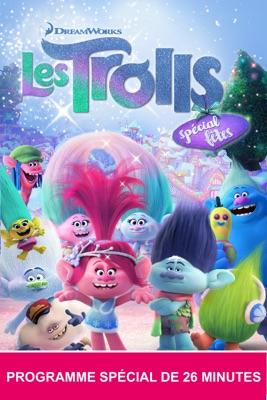 DVD Les Trolls : Spécial Fêtes