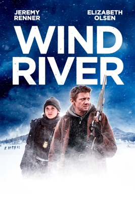 Jaquette dvd Wind River