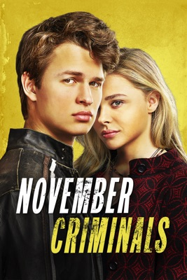 télécharger November Criminals