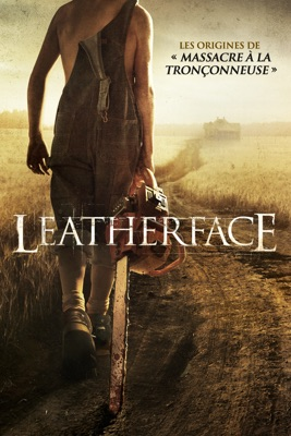Jaquette dvd Leatherface