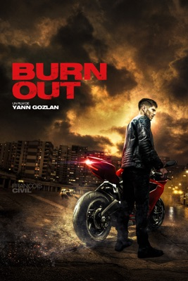Jaquette dvd Burn Out (2018)
