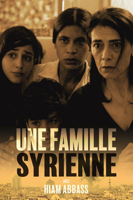 Jaquette dvd Une Famille Syrienne