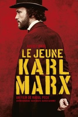 Jaquette dvd Le Jeune Karl Marx