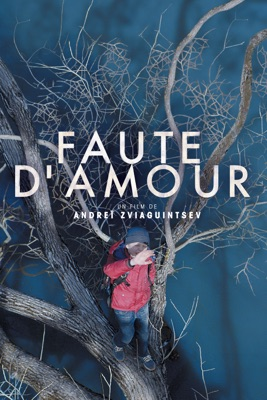 Jaquette dvd Faute D'amour