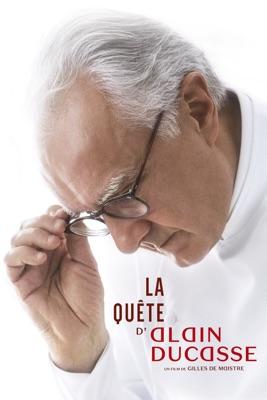 Jaquette dvd La Quête D'Alain Ducasse