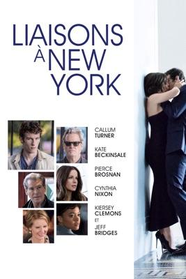 Jaquette dvd Liaisons à New York