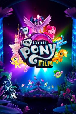 DVD My Little Pony - Le Film