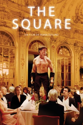 Jaquette dvd The Square (2017)