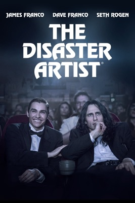 Jaquette dvd The Disaster Artist