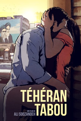 Jaquette dvd Téhéran Tabou