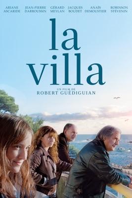 Jaquette dvd La Villa