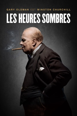 DVD Les Heures Sombres