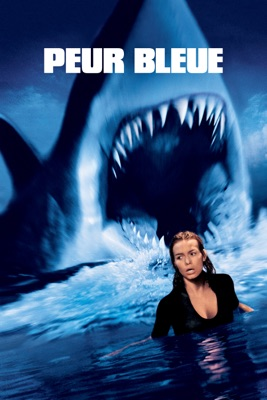 Jaquette dvd Peur Bleue (Deep Blue Sea)
