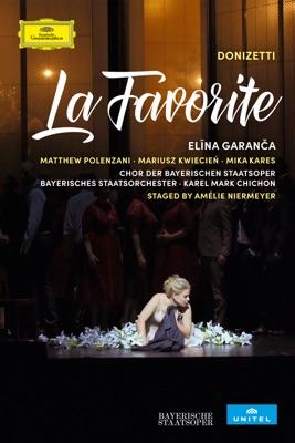 Jaquette dvd Donizetti: La Favorite
