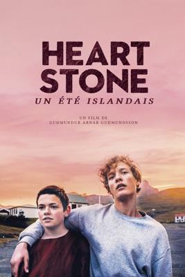 Jaquette dvd Heartstone : Un été Islandais