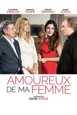 Jaquette dvd Amoureux De Ma Femme