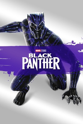 Jaquette dvd Black Panther (2018)