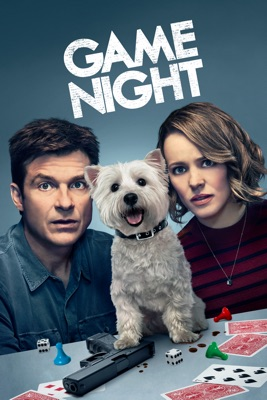 Jaquette dvd Game Night (2018)