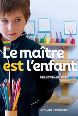 Jaquette dvd Le Maître Est L'enfant
