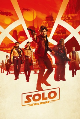 DVD Solo : A Star Wars Story